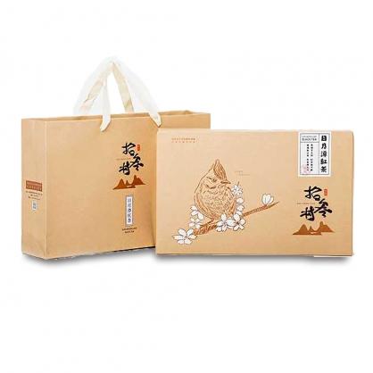 【拾參村】台茶8號-阿薩姆紅茶30入袋茶禮盒