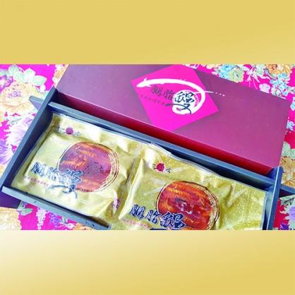 第一鰻波 胭脂鰻 禮盒裝(大約8片) 鰻魚/白鰻/蒲燒鰻/伴手禮