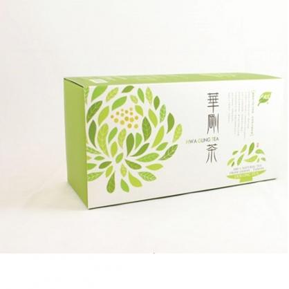 【國際茗茶金獎】泉芳頂級華崗原片袋茶*1盒/20包
