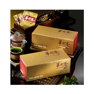 【國際茗茶金獎】泉芳茶莊‧特選華崗茶包*1盒/30包