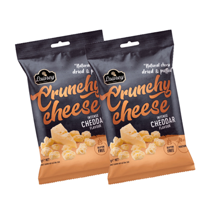 [Lowrey 迪翁家‧狂骑士]浓郁切达乳酪起司球40g 2包组