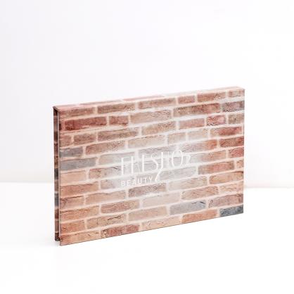【磚屬wall】8色礦物彩妝盤