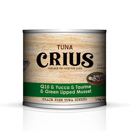 克瑞斯 無榖貓用主食餐罐 (鮮鮪魚)