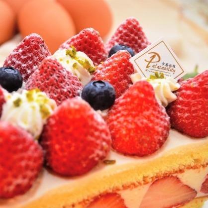 北海道雪藏草莓蛋糕