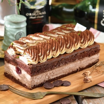 黑爵士蛋糕