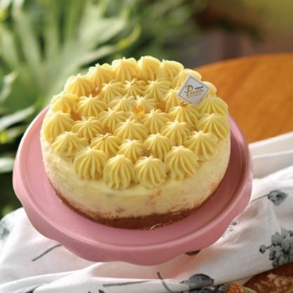柚香乳酪蛋糕