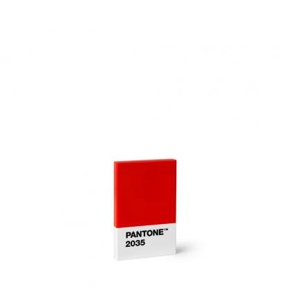 Pantone 色票名片夾 (紅色)