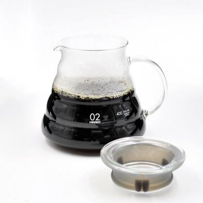 HARIO 雲朵耐熱微波咖啡壺 600ml