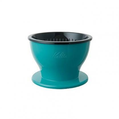 Kalita Dual Dripper 雙層咖啡濾杯 藍綠