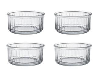 Duralex【4入組】玻璃皿 Ramequin