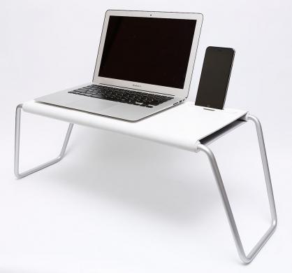 MONITORMATE PlayTable 木質多功能行動桌板 (白色)