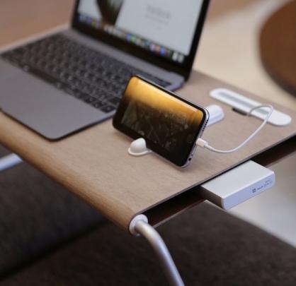 MONITORMATE PlayTable 木質多功能行動桌板 (原木色)
