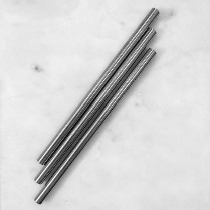 QC館 醫療級 不鏽鋼 Q粗 直吸管SUS 316L
