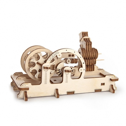 Ugears 氣動引擎 Pneumatic engine