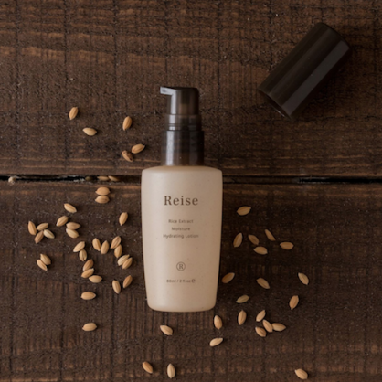 Reise 米膚保養 滋潤保濕乳液
