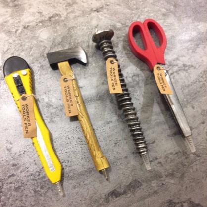 造型工具筆 (四種款式)