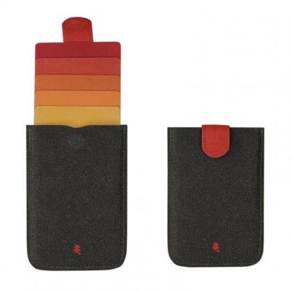 DAX 卡片收藏夾(紅)