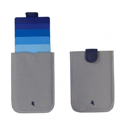 DAX 卡片收藏夾(藍)