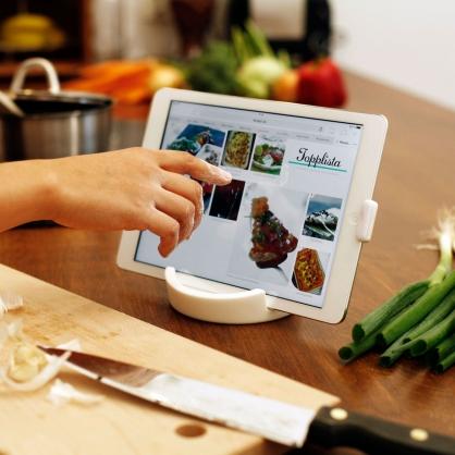 瑞典 BOSIGN 拆卸式廚房用iPad螢幕保護膜 (iPad 2~4適用)