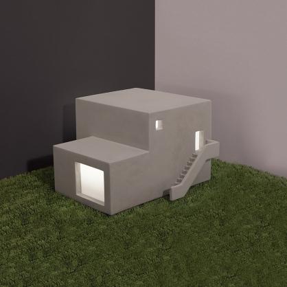 Doiy 建築光 檯燈(地平線)
