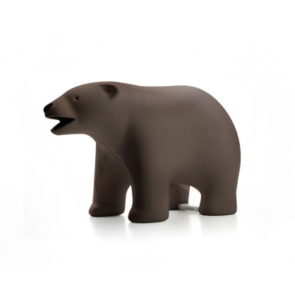 Qualy 大熊出沒 膠帶組 (咖啡色)