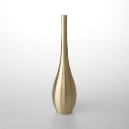 NOUSAKU 能作 黃銅花瓶 L