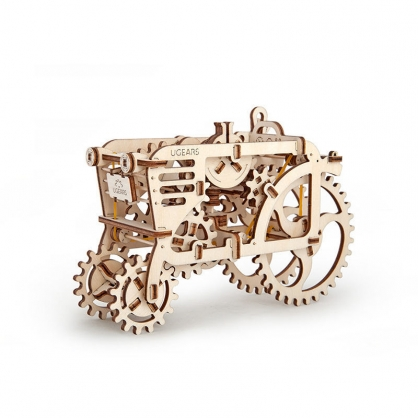 Ugears 拖拉機 Tractor