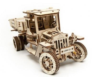 Ugears 四輪驅動卡車 Truck UGM-11