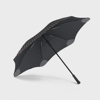 BLUNT  VIZ反光傘面 經典直傘 (時尚黑)