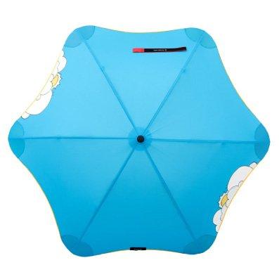BLUNT 兒童摺傘 XS_METRO kids (風格藍)
