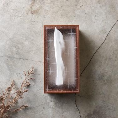 TZULAi 厝內 原木窗花面紙盒