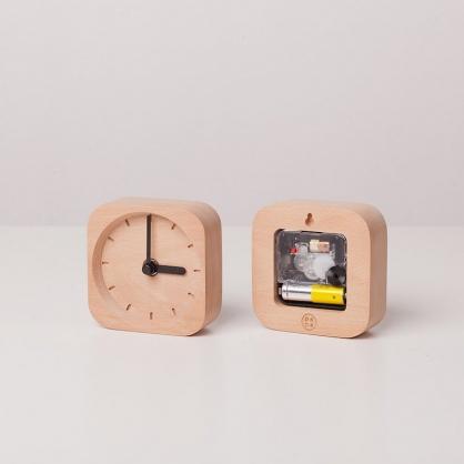 pana objects 純粹時鐘 (黑針)
