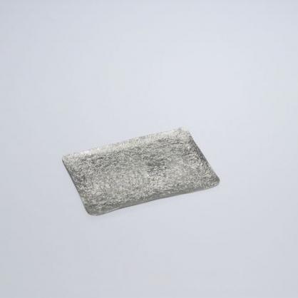 NOUSAKU 能作 隨用途彎曲的小長盤 100%純錫
