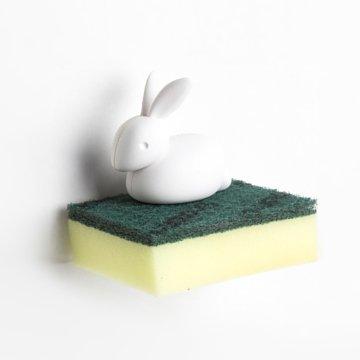 Qualy 草原白兔 海綿架