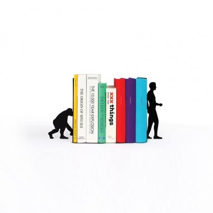 Doiy 閱讀進化論 書檔組(黑)