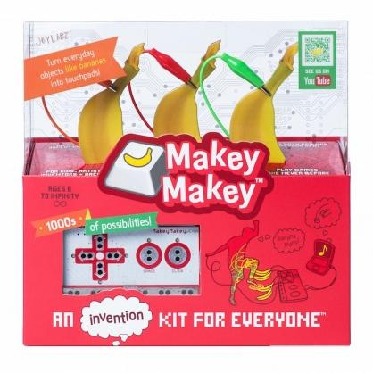 MakeyMakey 自製鍵盤,發明家的工具箱(精裝版)