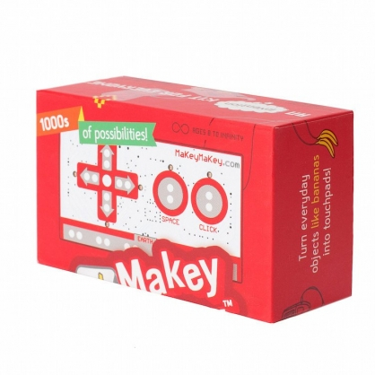 MakeyMakey 自製鍵盤,發明家的工具箱(標準版)
