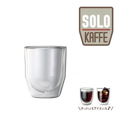récolte 雙層玻璃杯 (solo Kaffe專用大小)