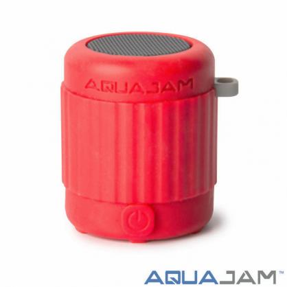 澳洲 AQUA JAM 防水藍牙無線喇叭 AJ MINI(橘紅)