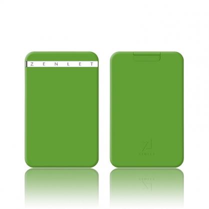ZENLET 行動錢包(綠色)