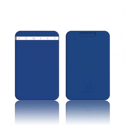 ZENLET 行動錢包(藍色)