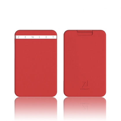 ZENLET 行動錢包 (紅色)