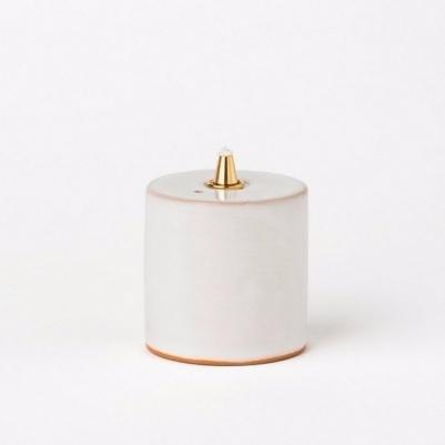 CANDLA 浪漫蠟燭油燈(質感白)