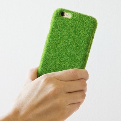 Shibaful  四季草皮手機殼 iPhone 6/6s