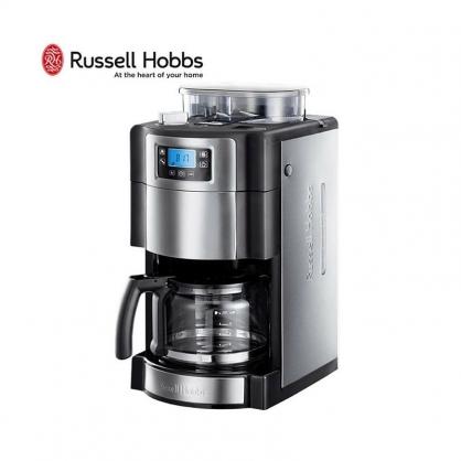 英國羅素 Russell Hobbs 咖啡達人 全自動研磨美式咖啡機 20060-56TW