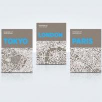 Palomar 描一描透明地圖(城市版)