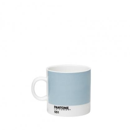 Pantone 色票濃縮杯 (冰河藍)