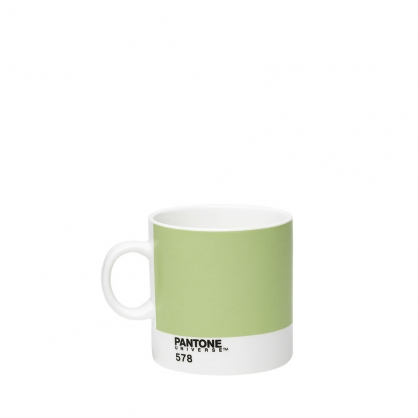 Pantone 色票濃縮杯 (抹茶牛奶)