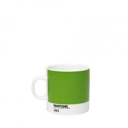 Pantone 色票濃縮杯 (森林綠)