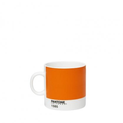 Pantone 色票濃縮杯 (元氣橘)